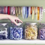 Simple Scrapbooking Storage Ideas