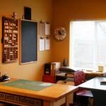 A Sun-Kissed Craft Studio