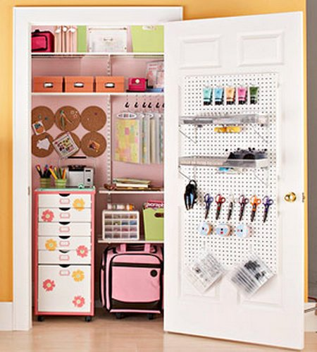 Do You Have Limited Space And Scrapbooking Supplies Taking Over Your House