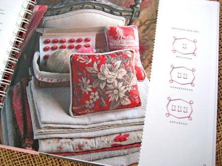 home sewn levels