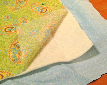 quilt layers