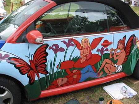 art car example