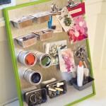 Make a Magnetic Organizer