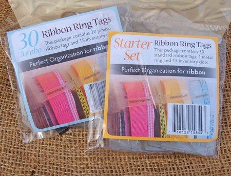 Ribbon Ring tags