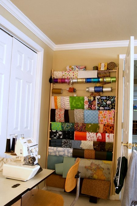 fabric-storage-wall