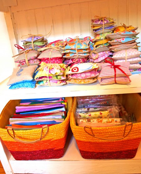 fabric and craft storage baskets 3