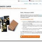 50 Free and Easy Custom Business Cards