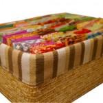Are You A Basket Case? {Basket Storage}