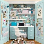 An Inspiring Closet Work Space