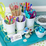 Scrapbook Supplies – 10 Simple Storage Solutions