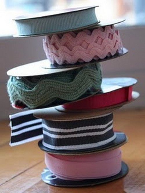 Ribbon Stack