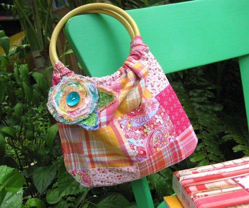 bamboo handle purse 5