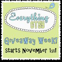 Giveaway Week at EverythingEtsy.com