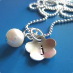 Hand Stamped Necklace – Winner! {Kimberly Layton Designs}