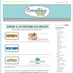 Everything Etsy Directory