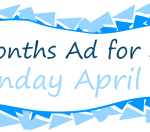 Spring Advertising Special – Coming April 4th