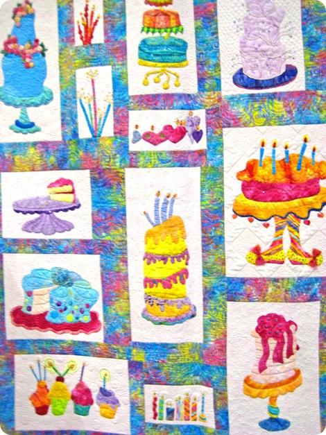 cake quilt