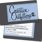 Make Your Own Business Cards {Creative Marketing}