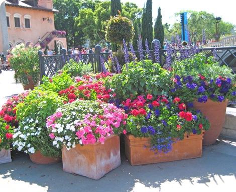 Disne Epcot Flower Show 2011 5