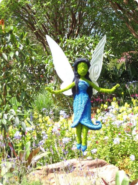 Disney Epcot Flower Show 2011 2