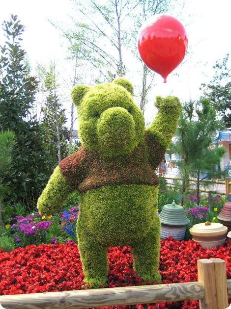 Disney Epcot Flower Show 2011 4