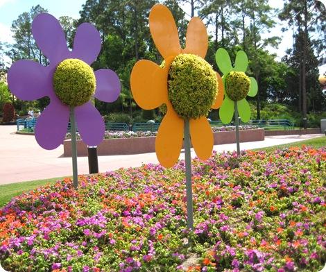Disney Epcot Flower Show 2011