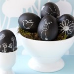 Chalkboard Eggs & Easter Printables