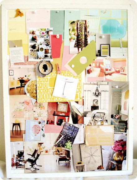 10 inspiration boards oh my for Cork board inspiration
