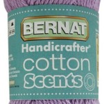 Smell My Yarn?? {Scented Yarn from Bernat}