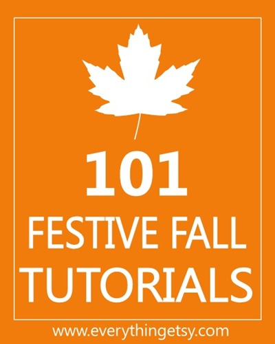 TheInspiredHome.Org // 101 Festive Fall Tutorials