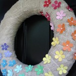 Burlap Wreath {Tutorial} – Burlap+Blue