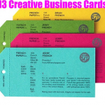 13 Creative Business Cards