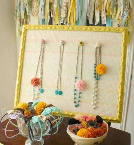 Craft display ideas for Jewelry displays for craft fairs