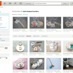 selling on etsy renew listing in groups