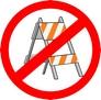 no roadblocks