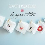 Silhouette Advent Calendar by Le Papier Studio {Guest Tutorial}