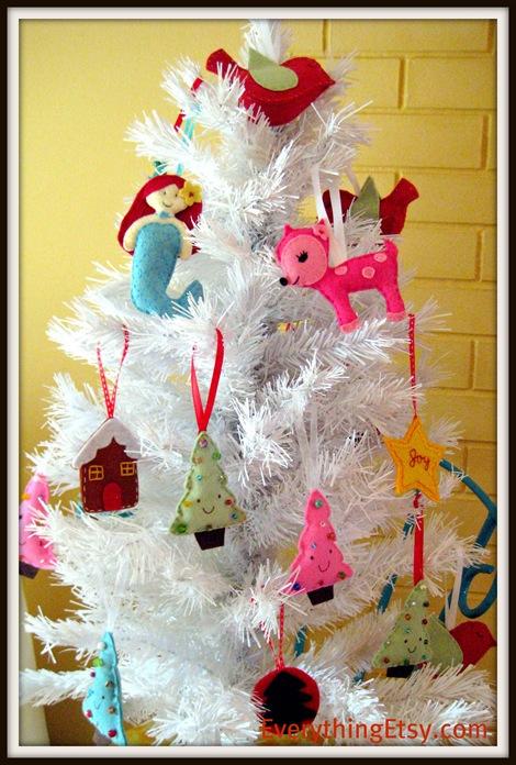 Felt Ornaments 1
