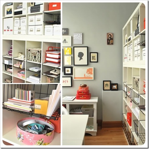 22 tips to organize your craft room part 2 - Organiser sa maison rangement ...