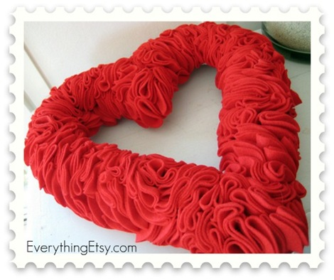 Valentine's Day Wreath 5