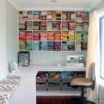 Lots of Fabric Storage Inspiration!