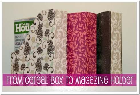DIY-Cereal-Box-to-Magazine-Holder (1)