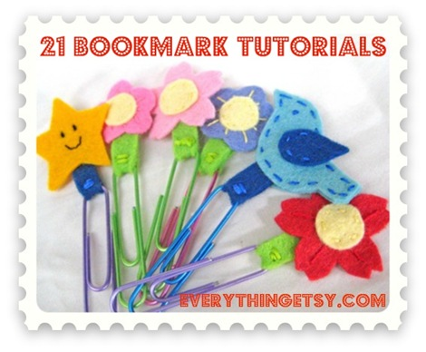 21 bookmark tutorials