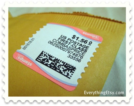 stamps.com etsy shipping 5