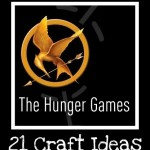 21 Hunger Games Craft Ideas