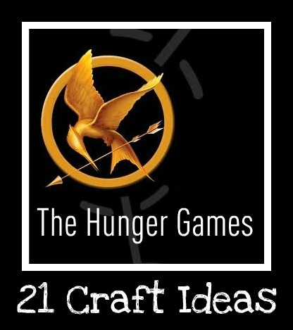 Craft Ideas Sell on Have You Seen Any Crafty Hunger Games Ideas That Are Out Of This World