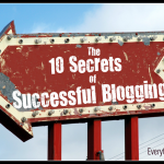 The 10 Secrets of Successful Blogging