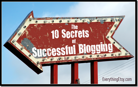blogging post