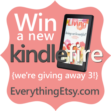 everythingetsy kindle fire giveaway
