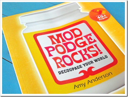Mod Podge Rocks Book Review