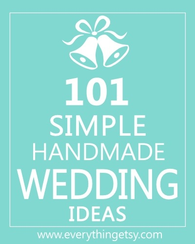 ... crafty, youll love these DIY Wedding Tutorials ! Its a BIG list